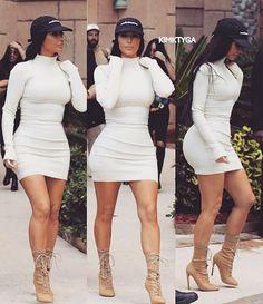 She's back ⚡️⚡️⚡️ #kimkardashian #inspo
