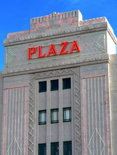 Stockport Plaza Theatre, Stockport, England Photo by Peter Ashton Restored Deco theater in Stockport, near Manchester. Architecture Tumblr, French Crafts, Art Deco Buildings, Z Arts, Building Exterior, Eclectic Style, Art World, Old Photos, Theatre