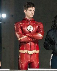 Grant Gusting, O Flash, Flash Art, Flash Season 4, Flash Barry Allen, Melissa Marie Benoist, Flash Wallpaper, The Flash Grant Gustin, Cw Dc