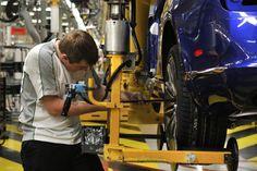 Ad inizio 2015 aumenta il PMI del settore manifatturiero dell'Eurozona
