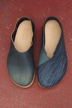 indigo shoes