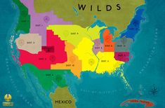 47 Best Maps of Panem - The Hunger Games images | Hunger games map ...