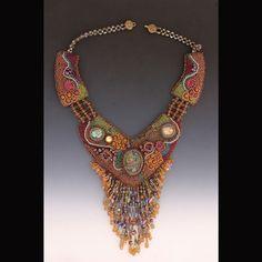 Bead Jewelry - Turtle Dreams - Beaded Jewelry and Art Dolls