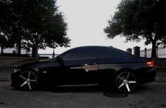 BMW E92 335i Coupe - Vossen Wheels