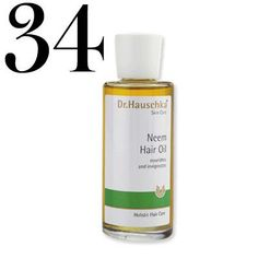 50 Best Hair Tips From Around the World - India: Neem Oil to Nourish Hair from #InStyle