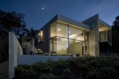 Small House in an Olive Grove by Cooper Joseph Studio