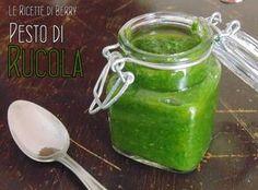 Pesto di Rucola -Ricetta Velocissima VEGAN  http://blog.giallozafferano.it/lericettediberry/pesto-di-rucola/
