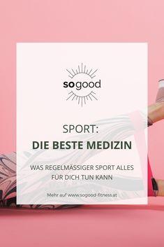 Erfahre hier, warum Sport gut für deine Gesundheit ist!