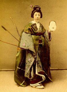 1870....KYUDO.....MEIJI PERIOD....PARTAGE OF MAHIR OZKAN ON FACEBOOK....
