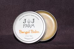 Bengal Balm provides safe and effective relief for sore muscles and more! No petroleum like Tiger Balm!