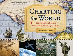 book for tweens/teens about history of maps