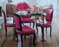 Pink Chairs for Sale | Classifieds on Oodle Marketplace