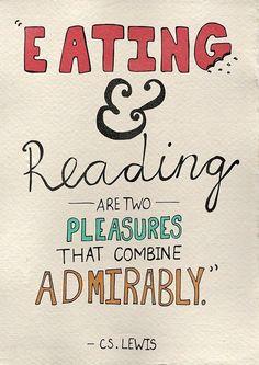 pureblyss: Agreed, C.S., agreed. (via Bloglovin.com )