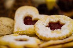 Obľúbené linecké koláčiky zo špaldovej múky: Tento vianočný fitness recept si zamilujete