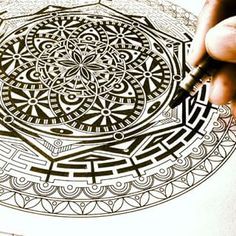 Learn To Draw Geometric Patterns