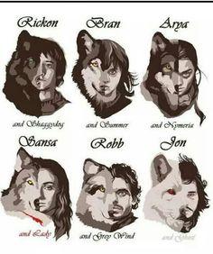 Metà lupi