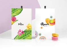 Life Is Sweet Macarons (Concept) on Packaging of the World - Creative Package Design Gallery