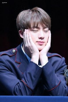 Kim Seokjin you have my hearteu