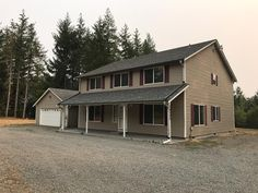 """Previewed this wonderful  this afternoon that sits on  acres and has a river in the back ! """"This totally feels like !"""" Great opportunity and I think the buyers are going to jump on it! #va #realtorlife #homebuyers #realtor #realestateagent #excited  #firstpointrealestate  #buyer #homesearch #twostory #generatorready #bigshop #thurstoncountyrealestate #understandingtheprocess #summer #rainier #pnw"""