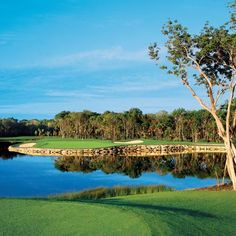 """Moon Spa and Golf Club in Cancun, Mexico. """"Our goal was to design a golf course that would be fun and memorable to players of all levels. Perhaps one day, other courses in the region will try to compare themselves to Moon Palace,"""" said Jack Nicklaus. http://www.nicklaustravel.com/Moon-Spa-and-Golf-Club-27-holes-profile.html"""