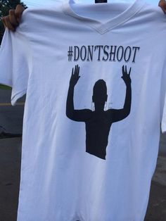 """With Mike Brown Meme Established: """"Hands Up, Don't Shoot"""", Eric Holder Dispatches DOJ To Ferguson, Missouri…   The Last Refuge     """"Trademarks yet ?""""  Not, in anyway to discount the death of a young man; however, we do not know all of the facts at this time, 8-11-14, yet the BGI is all over this...Holder, Sharpton, Trayvon's attorney... so, ya gotta see it for what it is... blatant racism!!! As per usual w/ this gang..."""