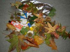 Candelabros de otoño