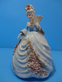"Josef Originals ""ADELAIDE"" figurine from the 'Colonial Days' series"