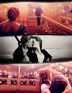 I Heart Titanic | It brought me to you and i'm thankful for that Rose. I'm thankful