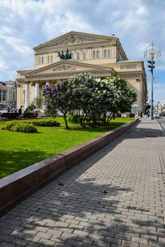The Bolshoi Theater - Moscow, Russia