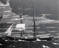 mary celeste ghost ship Ghost Ships: 10 Spooky Sea Vessels to Haunt your Nightmares