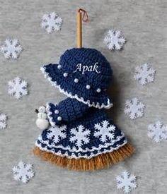 Crochet Broom Dolls - Bing Images