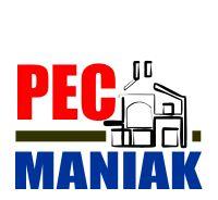 Domáca údená klobása – Pecmaniak Logos, Logo