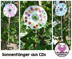 Letzte Woche wurde an unerer Schule ordentlich geglitzert, denn die Schüler haben diese funkelnden Sonnenfänger aus CDs gebastelt. Schon ...