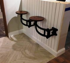 Fabulous 127 Best Swing Arm Stool Images Stool Industrial Onthecornerstone Fun Painted Chair Ideas Images Onthecornerstoneorg