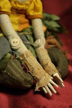 Mustard Seed by Zelde * Poppets & Lace, via Flickr
