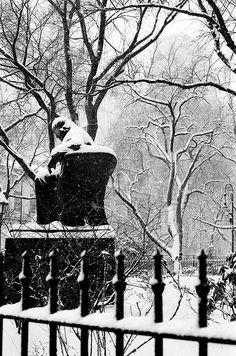 City Hall Park, NYC
