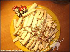 Pařížské tyčinky od babičky Tableware, Kitchen, Christmas, Recipes, Xmas, Dinnerware, Cooking, Tablewares, Weihnachten