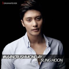 Watch the sexy Sung Hoon in Noble, My Love on DramaFever today!