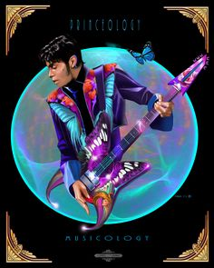 PRINCEOLOGY, MUSICOLOGY