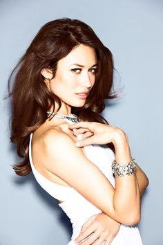 Ben Watts shot the lovely Olga Kurylenko at Milk Studios for Glamour Russiasee more pics at Milk Made!