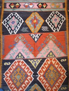Gilim(Some sort of carpet,Persian Nomad hands craft)