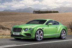 Bentley Brings Revised Continental GT to Pebble Beach