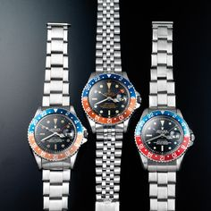 Vintage Rolex Serpico Y Laino Everything you want to know about South American Rolex dealer; Serpico Y Laino from Carracas Fine Watches, Sport Watches, Cool Watches, Vintage Rolex, Vintage Watches, Luxury Watches, Rolex Watches, Seiko Skx