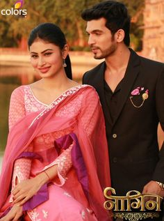 arjun bijlani and mouni roy - Google Search