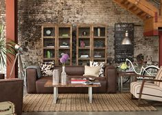 Living Spaces: Eclectic Elegance