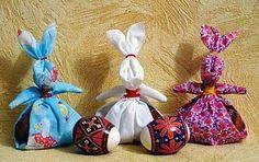 Пасхальный заяц детям поделки к пасхе своими руками фото 7
