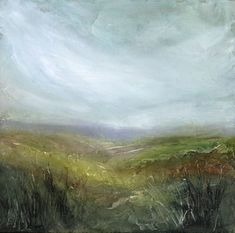 HIGH DOWN © and IP Kate Pettitt. Image is not to be reproduced without prior written permission by the artist. Floating Frame, Landscapes, Weather, Pictures, Artist, Image, Inspiration, Painting, Paisajes