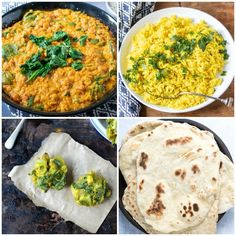 Red lentil dahl (dal, daal) is a 20 minute tasty Indian curry recipe. Stovetop, slow cooker and Instant Pot dal methods. Vegan Indian Recipes, Vegetarian Recipes Easy, Vegan Dinner Recipes, Curry Recipes, Veggie Recipes, Whole Food Recipes, Cooking Recipes, Free Recipes, Healthy Recipes