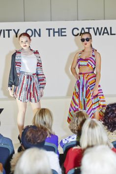 Creativity on the Catwalk fashion show Catwalk Fashion, Fashion Show, Show Photos, Harajuku, Creativity, Style, Swag, Runway Fashion, Outfits