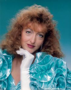 A plethora of embarrassing Glamour shots from the 80's and 90's.